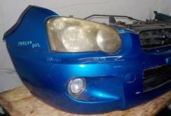 Ноускат. Subaru Impreza, GG