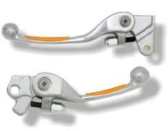 Комплект откидных рычагов сцепления и тормоза Wirtz KTM SX/EXC 00-08 Magura