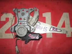 Мотор стеклоподъемника Toyota RAV