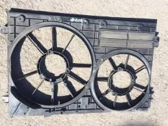 Диффузор. Volkswagen Passat Volkswagen Tiguan Skoda Octavia
