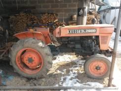 Kubota. Продам мини трактор с плугом