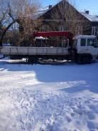 M, 1987. Продается грузовой автомобиль ( варавайка) Mitsubishi Fuso, 7 500 куб. см., 5 000 кг., 12 м.