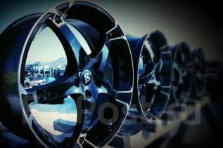 "С 1р Бомбовые 20"" колеса 5*114.3 + лето: Nankang 245/40. 8.0x20 5x114.30 ET35 ЦО 73,0мм."