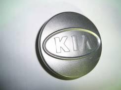 "Колпачки диска ЦО (заглушка диска) центрального отверстия Kia 59мм. Диаметр 16"", 4 шт."