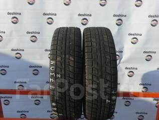 Bridgestone Blizzak Revo. Зимние, без шипов, 2012 год, износ: 5%, 2 шт