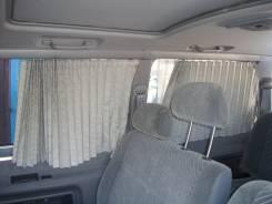 Шторка окна. Toyota Granvia, KCH16W, VCH16, VCH16W, KCH16 Двигатели: 5VZFE, 1KZTE