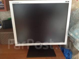 LG Flatron L1919S. технология LCD (ЖК)