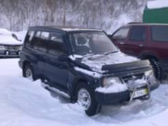 Suzuki Escudo. TD01W TA01W, G16A