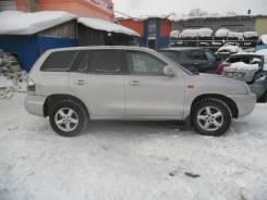 Hyundai Santa Fe. D4EA