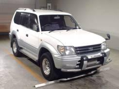 Toyota Land Cruiser Prado. RZJ95, 3RZFE