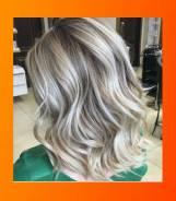 Окрашивание волос в салоне - Доступные цены! L'Oreal Professionnel.