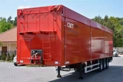 Bodex. Полуприцеп с подвижным полом 110м3, 39 000 кг. Под заказ