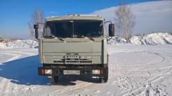 Камаз 53215. Продается Камаз 531215 + прицеп Одаз 8350, 10 000 куб. см., 20 000 кг.