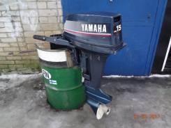 Yamaha. 15,00л.с., 2х тактный, бензин, нога S (381 мм), Год: 1992 год