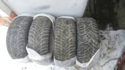 Dunlop Grandtrek WT M3. Зимние, без шипов, износ: 70%, 4 шт. Под заказ