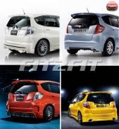 Спойлер для Honda Fit GE Mugen Style пластик + шильдик Mugen. Honda Fit, GE7, GP1, GE6, DBA-GE7, DBA-GE6, DBA-GE9, DBA-GE8, GE9, GE8, DBAGE6, DBAGE7...