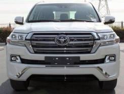 Обвес кузова аэродинамический. Toyota Land Cruiser, GRJ200, GRJ76K, GRJ79K, J200, URJ200, URJ202, URJ202W, UZJ200, UZJ200W, VDJ200 Двигатели: 1GRFE, 1...