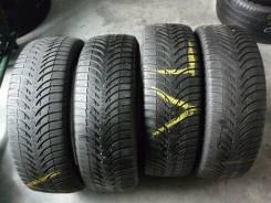 Michelin Alpin A4. Зимние, без шипов, 2012 год, износ: 20%, 4 шт