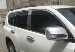 Накладка на зеркало. Toyota Land Cruiser Prado. Под заказ