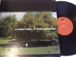 JAZZ! Л. Субраманиам / L. Subramaniam - Comfortable - JP LP 1983
