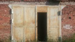 Гаражи капитальные. улица Приграничная 2/1, р-н Первомайский, 30 кв.м., подвал. Вид снаружи