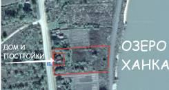 Продаю участок возле озера Ханка (продажа и обмен). 3 400 кв.м., собственность, электричество, от частного лица (собственник). Схема участка