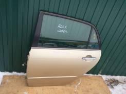 Дверь боковая. Toyota Allex