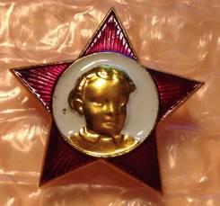 Значок Октябрёнка. СССР