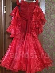 Продам танцевальное платье ю1!