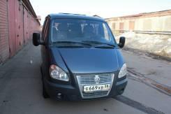 ГАЗ 2217 Баргузин. Продам автобус ГАЗ 2217, 2 800 куб. см., 7 мест
