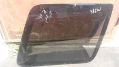 Стекло боковое багажника MMC Pajero IO H66W R б/у, правое