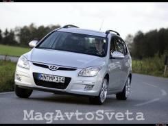 Фара противотуманная. Hyundai i30