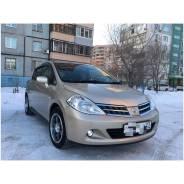 Nissan Tiida. вариатор, передний, 1.5 (109 л.с.), бензин