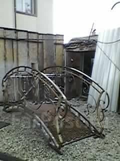 Обустройство участка втч ворота. калитки, заборы, навесы, эксклюзивы.