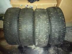 Michelin X-Ice North 3. Зимние, шипованные, 2013 год, износ: 10%, 4 шт