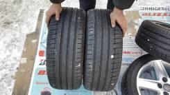 Michelin Pilot Sport 3. Летние, 2014 год, износ: 10%, 2 шт