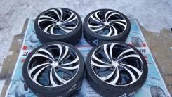 Бюджетный комплект красивых колес R20 5x114.3. 8.0/9.0x20 5x114.30 ET45/38