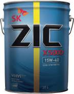 ZIC. Вязкость 15W-40, полусинтетическое. Под заказ