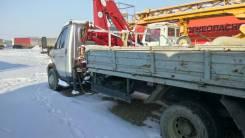 ГАЗ 3310. Продается грузовик с манипулятором Валдай, 4 750 куб. см., 2 400 кг.
