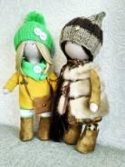 Интерьерные куклы. Под заказ