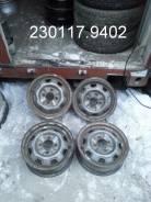 Nissan. 5.0x14, 4x114.30, ЦО 72,0мм.