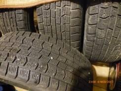 Goodyear Ice Navi Zea. Зимние, без шипов, 2009 год, износ: 20%, 4 шт