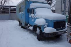 ГАЗ 3307. Газ 3307, 4 000 куб. см., 5 000 кг.