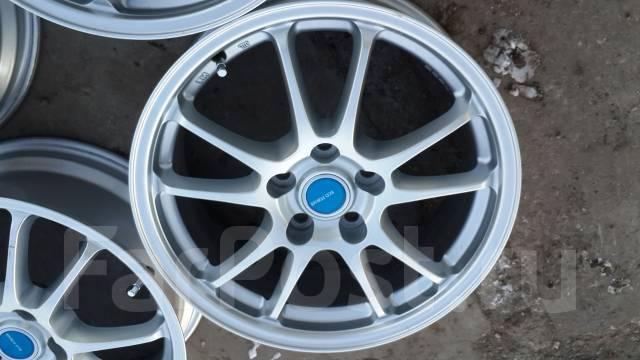 Bridgestone. 7.0x17, 5x114.30, ET38, ЦО 73,0мм.