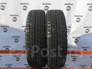 Bridgestone Blizzak. Зимние, без шипов, 2012 год, износ: 10%, 2 шт