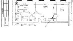 2-комнатная, улица Планерная 6. Спасский, частное лицо, 81 кв.м.