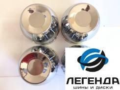 """Центральные колпаки хром металл в наличии. Диаметр Диаметр: 4"""", 1 шт."""
