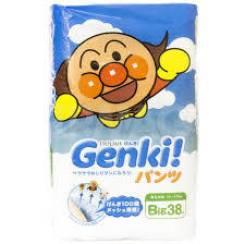 Genki. 12-17 кг 19 шт