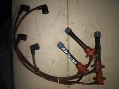 Высоковольтные провода. Toyota Sprinter Carib, AE95