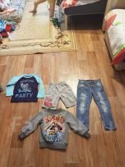 Продам детские вещи на мальчика. Рост: 104-110 см